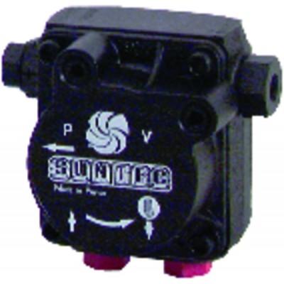 Termostato de ambiente programable digital 230V 7J - HAGER : EK530
