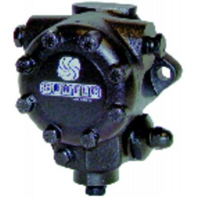 Doppelzündelektrode  - VAILLANT : 090562