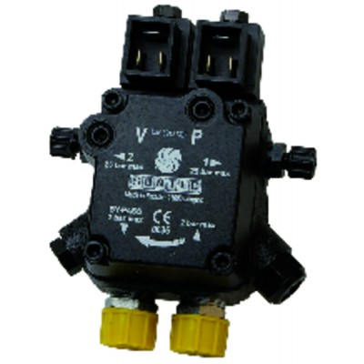 SUNTEC Pumpe A2L 65 D 9703 4P 0500  - SUNTEC: A2L65D97032P0500