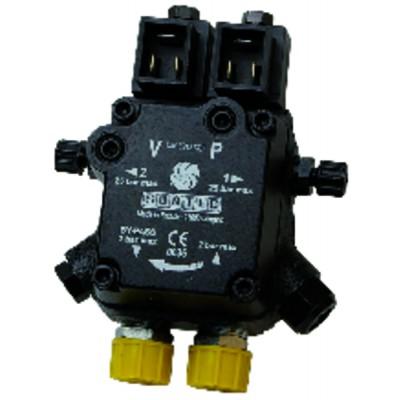 SUNTEC Pumpe A2L 95 D 9702 2P 0500  - SUNTEC: A2L95D97022P0
