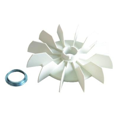 Flacon de recharge bleu (analyseur O2)