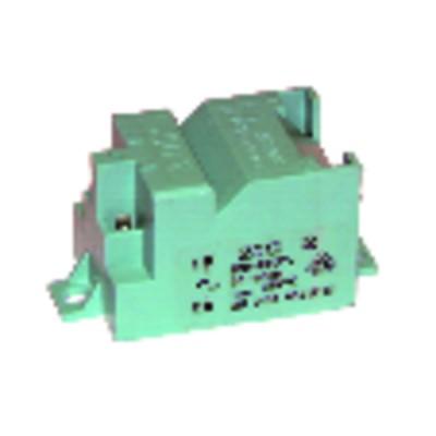 Accesorios   termometro industrial - Vidrio 0 a 120°C recto immersión 63mm
