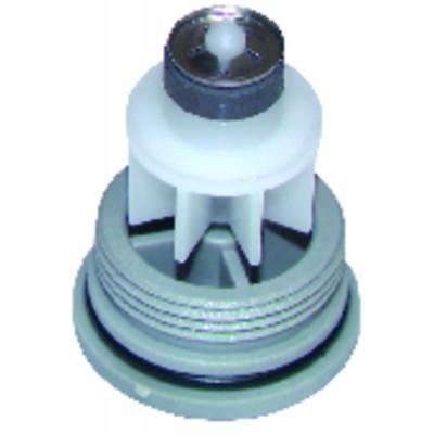 "Flessibile gasolio M1/4"" x F3/8"" diritto - GOLLING : 5EL.03.001"