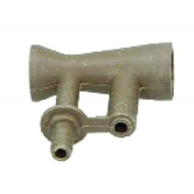 Gas valve - HONEYWELL gas valve - COMBINED gas valve VK4105C1025 - HONEYWELL BUILD. : VK4105C1025U