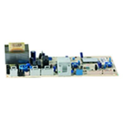 Etiqueta flexible adhesiva - Clausura ECS