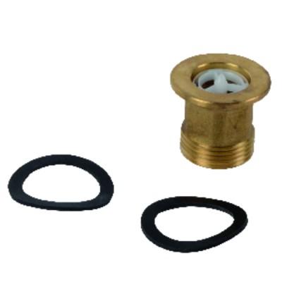 Kit A 50/40 adaptateur d'entraxe - GRUNDFOS : 96608516