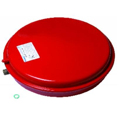 "Solenoid valve - Type LUCIFER 221G15 FF1/2"""