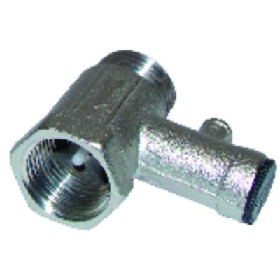 Hérisson acier à 2 anneaux Ø 350mm