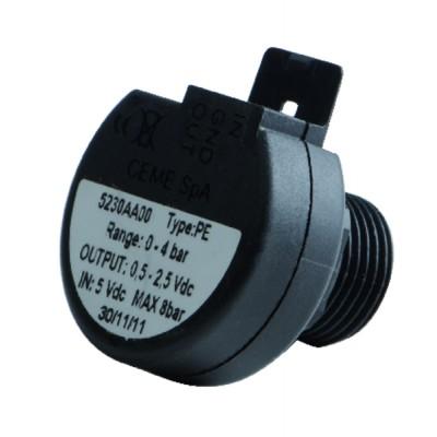 Thermostat steckbar RTS3 - Nummer CHAFFOTEAUX 60073066