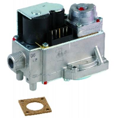 Standard thermostatic radiator valve body Calypso straight DN20 3/4 - IMI HYDRONIC : 3442-03.000