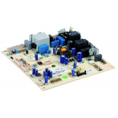 Thermostat 40/120°C doigt de gant - JOHNSON CONTROLS : A19DAC-9001