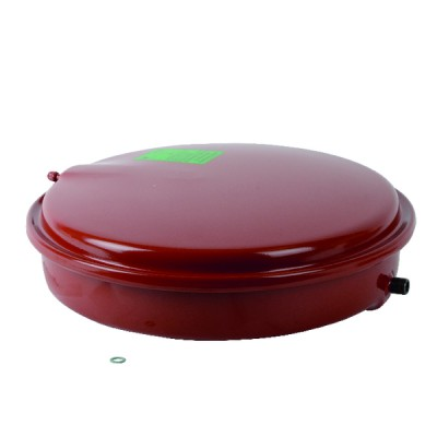 Circular expansion vessel 0.8bar 11L - DIFF for Frisquet : 410059