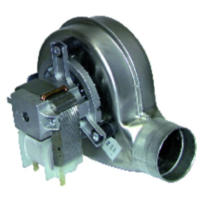 Extractor de humo UNICAL 02393K - DIFF para Unical : 02393K