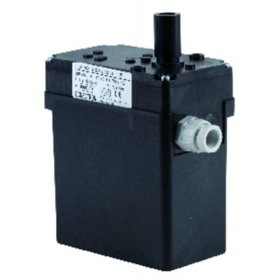 Pumpenzubehör SUNTEC Deckel-Set (991476)  - SUNTEC : 991528