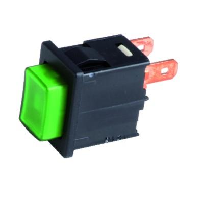 Boîte de contrôle SATRONIC gaz - DMG971 - HONEYWELL BUILD. : 0351001U