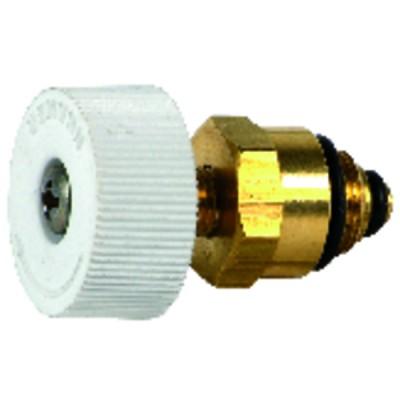 Gasregelblock - Gasregelblock HONEYWELL - Kompakteinheit V4600N4002 - HONEYWELL BUILD. : V4600N 4002U