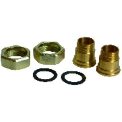 """Solenoid valve - Type MADAS CO 02A FF1/2"""" - MADAS (F) : C002C0000 008"""