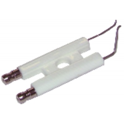 Aquastat  button with bulb - IMIT 0 - 40