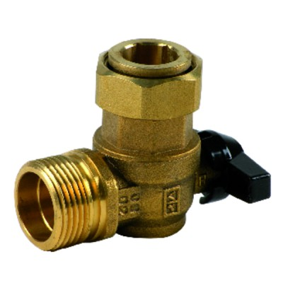 Hérisson acier à 2 anneaux Ø 400mm