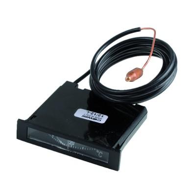 Attuatore elettrotermico 230Vac, 6,5mm, 6,5 mm, 90 N, NA  - HONEYWELL ECC : MT8-230-NO