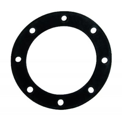 Verlängerung aus verchromtem Stahl Durchmesser 40mm