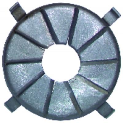 Deflectores de aire específicos - BRE 1.1 HP - DIFF para Buderus : 95221003723
