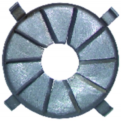 Specific baffle plate - BRE 1.1 HP - DIFF for Buderus : 95221003723