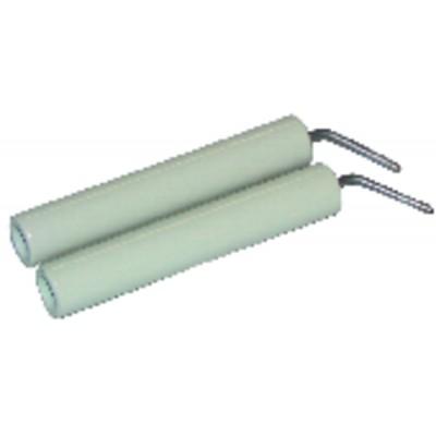 Elettrodo porcellana (X 2)