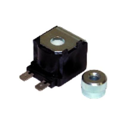 Durchgehende Spule 220V für Modell mit Flansch DN65 bis DN200 EN 18W - MADAS (F) : BO.0325
