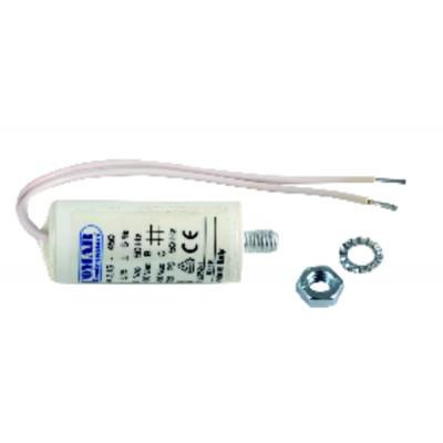Condensateur 3005707 P/3M - RIELLO : 3005707