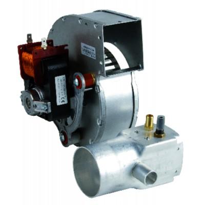 Diverter valve - DIFF for Vaillant : 252457