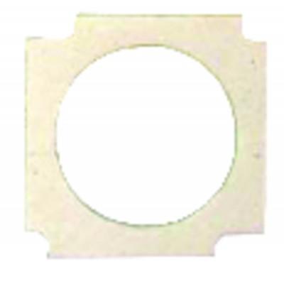 Flanschdichtung für Brenner DE DIETRICH - OERTLI Dicke 8 - DIFF für Oertli: 71915
