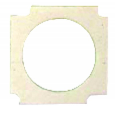 Guarnizione flangia bruciatore spessore 8 - DIFF per Oertli : 71915