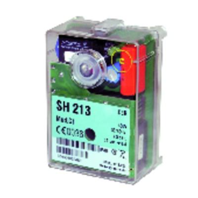 Boîte de contrôle fioul SH213 mod C1 - DIFF pour Cuenod : 13011049