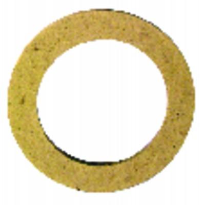 Brennerflanschdichtung CUENOD - DE DIETRICH 98x140  - DIFF für Cuenod: 62258