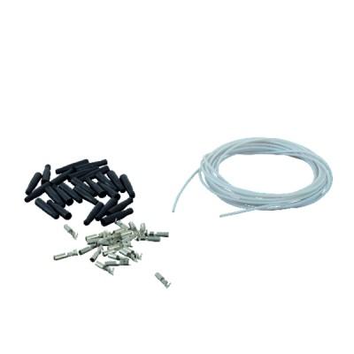 Câble haute tension standard - DIFF pour Cuenod : 137500