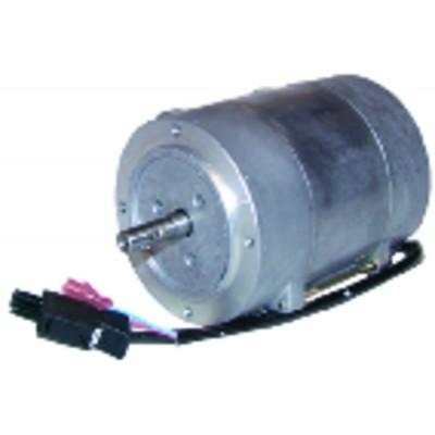 Brennermotor Typ  ECKO 4-2  - DIFF für Weishaupt: 2412000714/0
