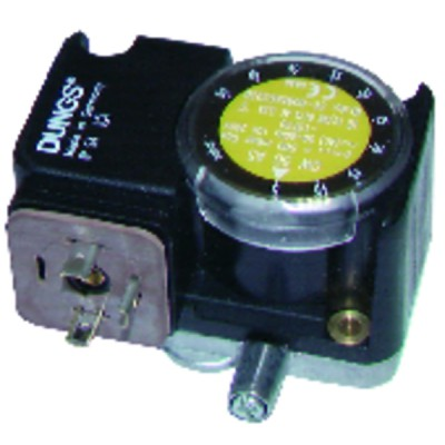 Air and gas pressure switch gw50 - a5/1  - DIFF for Weishaupt : 691378