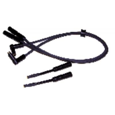 Câble haute tension spécifique  - DIFF pour Weishaupt : 2403110001/0