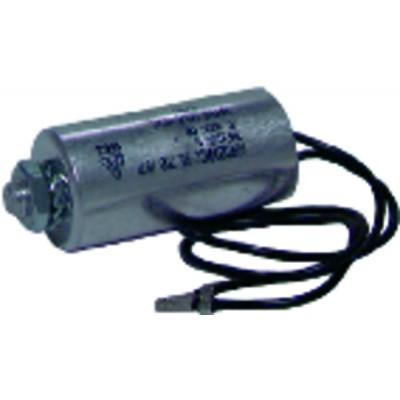 Condensateur 12µF - DIFF pour Weishaupt : 713121