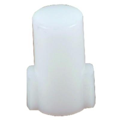 Accouplement longueur 22 blanc - DIFF pour Joannes : 203502