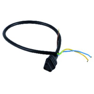 Zündtransformator Câble triangulaire de remplacement - LAMBORGHINI: 01080680