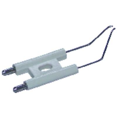 Specific electrode k10/k20  (X 3) - HOFAMAT : 170024