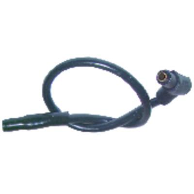 Cable alta tensión especifico BUDERUS - DIFF para Buderus : 63006890
