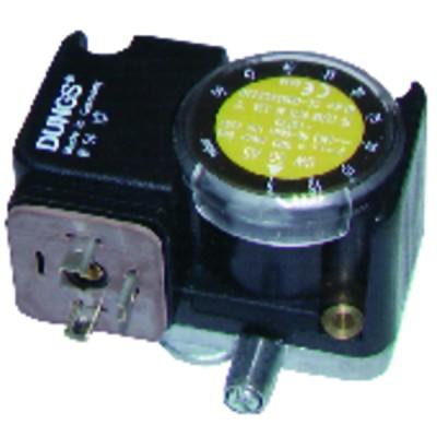 Air and gas pressure switch gw150 a5  - BROTJE : SRN525541