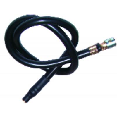 Specific high-voltage cable baltur rubber - BROTJE : SRN530262