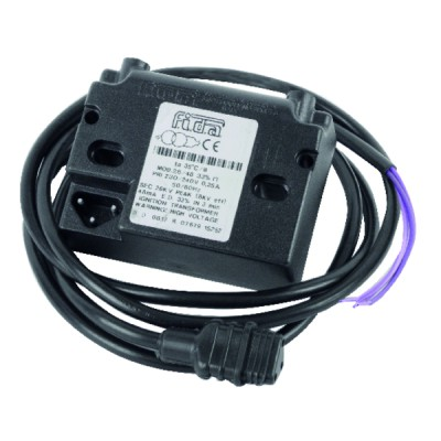 Transformador de encendido P/BT14G - BALTUR : 0005020078+CONNECT