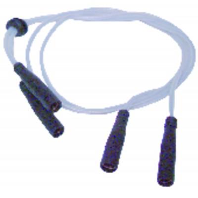 Câble haute tension spécifique GOLLING 2 câbles  - GOLLING : 2KA.01.48005