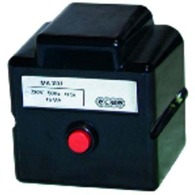 Boîte de contrôle CEM ECEE MA 610-1 - ECEE : MA610.10M