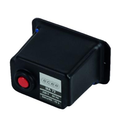 Boîte de contrôle CEM ECEE MA 72 - ECEE : MA72.15M